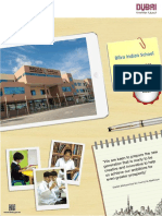 KHDA - Bilva Indian School 2016-2017