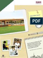 KHDA - Buds Public School 2016-2017