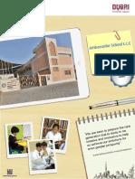KHDA - Ambassador School 2016-2017