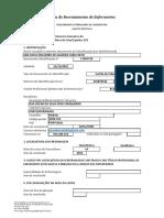 Concurso de Enfermeiros Do CHVNGE Formulário de Candidatura 28-08-2017 Ana Neto