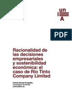 C Arenas Racionalidad Deciones Empresariales