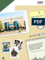 KHDA - Modern Skills School 2016-2017