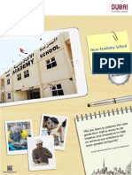 KHDA - New Academy School 2016-2017