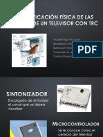 Identificación Física de las Etapas de un Televisor