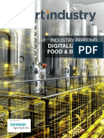 Industry Briefing Digitalization in Food and Beverage