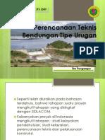 Pertemuan 07 Perencanaan Teknis Bendungan.pdf
