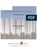 Arch Bim Template Guide Archicad 20