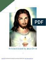 ArticlesdictatedbyJesusChrist_book1andbook2