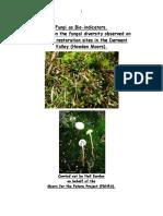 2006 Barden Fungi as Bioindicators