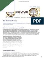The Shamanic Journey - Shaman Links