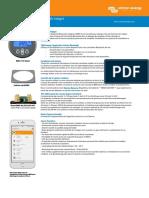 Datasheet BMV 712 Smart FR