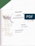 Cartea Pustoaicelor - Violeta Babic