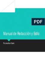 Laminas Manual de Estilo y Redacción
