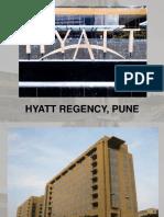 Hotel Casestudy Hyatt Regency, Pune