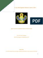 Golden Beetle Gay Shamanism Catalogue--2012-2013