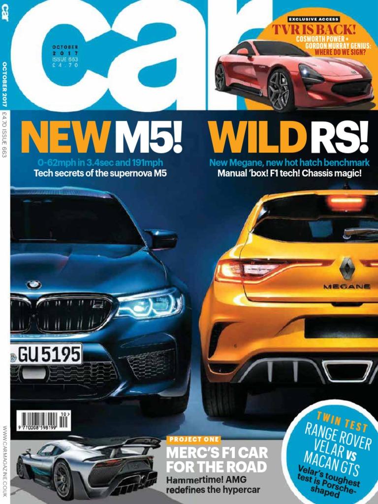 Car   October 2017 | Volkswagen | Automotive Technologies