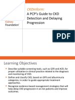 PCP Guide to Delaying Progression of CKD