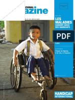 MAGAZINE - Handicap international Belgique  #112