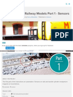 Io Steve Massikker Automation of Railway Models