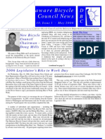 May 2006 Delaware Bicycle Council Newsletter