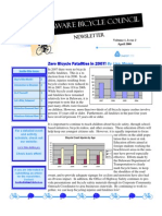 April 2008 Delaware Bicycle Council Newsletter