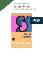 El_montaplatos_-_Harold_Pinter