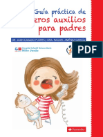 Guia Primeros Auxilios Para Padres y Madres