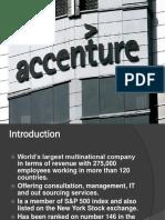 Accenture PPT