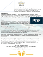 Job Add of Vadoo