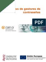 [CSIRTcv] Uso de Gestores de Contraseñas