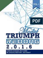 Triumph Redong Vol 1,2,3