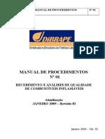 Manual de Procedimentos de Descarga Janeiro 2009 (1)