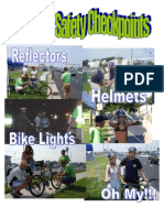 Bicycle Safety Checkpoints