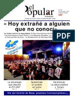 El Popular 399 Órgano de Prensa Oficial del Partido Comunista de Uruguay