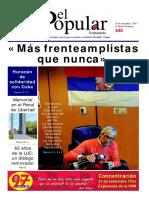El Popular 401 Órgano de Prensa Oficial del Partido Comunista de Uruguay