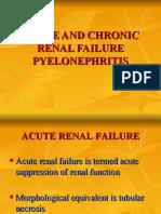 Pathanatomy Lecture - 21 Acute & Chronic Renal Failure