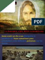 Parabola El Buen Samaritano