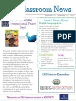 week 3 - kg2 newsletter