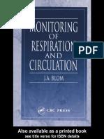 Monitoring of Respiration n Circulation[1]