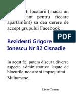 Text OpenDocument Nou