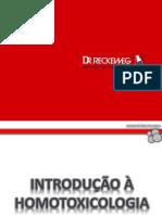 1.Introdução homotoxicologia