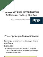 9Primera Ley de La Termodinamica