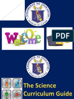 Science Curriculum 2016