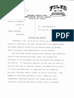 Jason Stockley Verdict 9-15-17