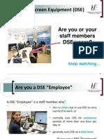 Display Screen Eq Campaign Slides DSE Ppt