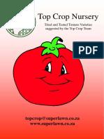 Tomato Pamphlet