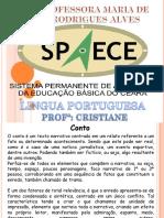 Aula Spaece PORTUGUES ENSINO MEDIO