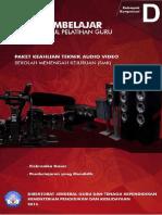 Teknik Audio Video Elektronika Dasar - Kepri-Indonesia.com