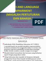 Group 8 - Masalah Per Tutu Ran & Bahasa