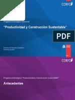 PPT Programa Estrategico Construccion Sustentable